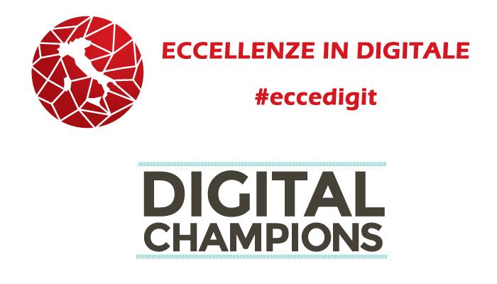 Eccellenze in Digitale e Digital Champions: ripensare l'Italia sul Web si può!