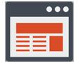 sviluppo siti internet icona