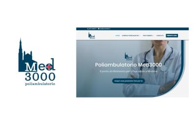 Nuovo sito web Poliambulatorio Med3000